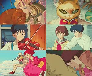 couple, studio ghibli, and kawaii image