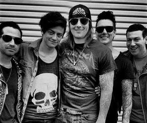 avenged sevenfold, a7x, and m shadows image