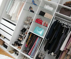 style, closet, and clothes image