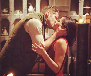 kiss, once upon a time, and evil queen image