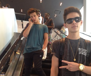 cameron dallas and carter reynolds image