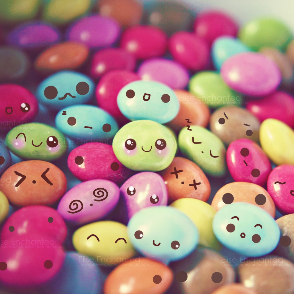 Cute faces ipad wallpaper ipadwallpaper on we heart it voltagebd Image collections