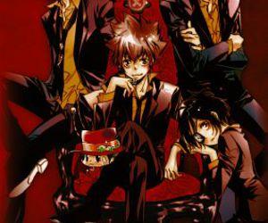 katekyo hitman reborn!, gokudera hayato, and yamamoto takeshi image