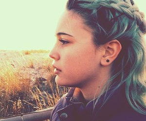 bea miller, beatrice miller, and hair image