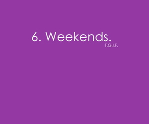 party, weekends, and tgif image