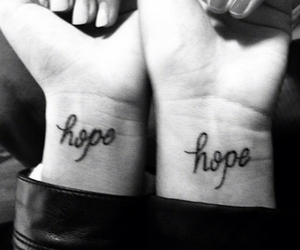 tattoo and hope image