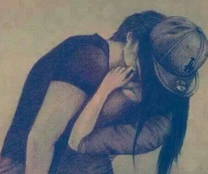amore, boy, and kiss image