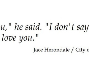 clary fray, tmi, and jace herondale image