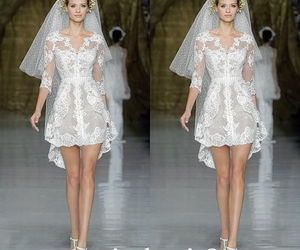 wedding and bridal dress image