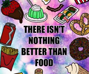 comida, food, and nothing image
