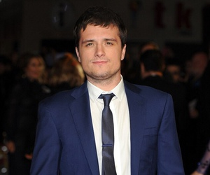 josh hutcherson and the hunger games image