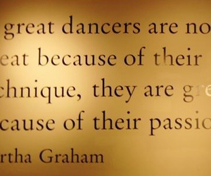dance, quote, and text image