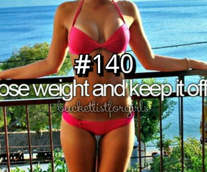 before i die, perfect body, and lose weight image