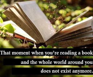book, reading, and world image