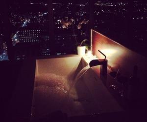 city, luxury, and bath image