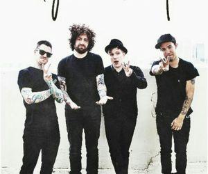 bands, joe trohman, and fall out boy image