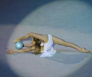 ball, gala, and gymnastic image
