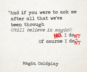 believe, sorry, and coldplay image