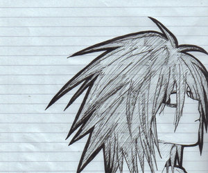 deathnote, L, and lawliet image