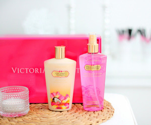 Victoria's Secret, pink, and vs image