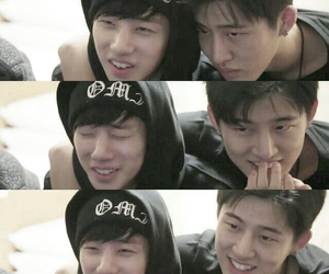 Ikon, jinhwan, and b.i image