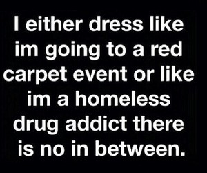 red carpet, dress, and drugs image
