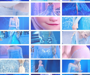 Collage, disney, and frozen image