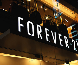 forever 21, shop, and store image
