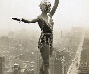 ballet and vintage image