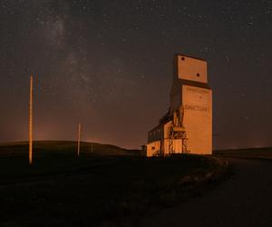 canada, night, and sanctuary image