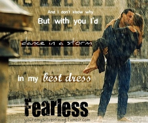 quote, boy, and couple image