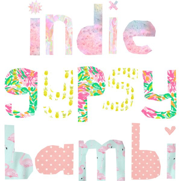 bambi, gypsy, and indie image