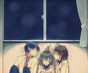 anime, clannad, and nagisa image