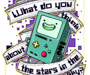 bmo, adventure time, and cute image
