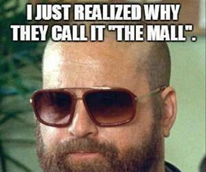 funny and mall image