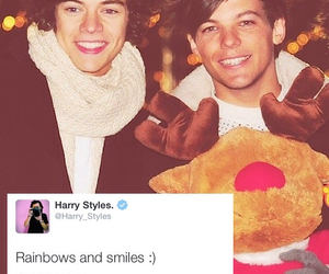 edit, larry, and louis tomlinson image