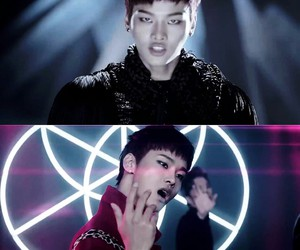 idol, n, and hakyeon image