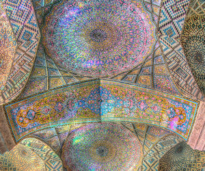 mosque, iran, and architecture image