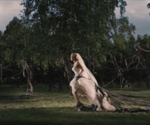 Kirsten Dunst, melancholia, and Lars Von Trier image