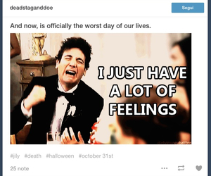 feelings, ted mosby, and lily potter image