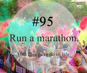 Marathon, run, and 95 image