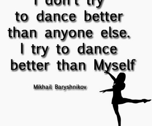 dance, famous people, and famous quotes image