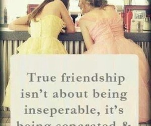 friendship, friends, and quotes image