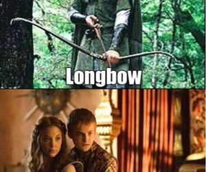 funny, bow, and bilbo image