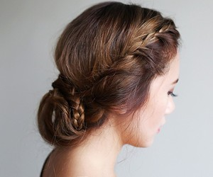 camille co, hair, and braid image