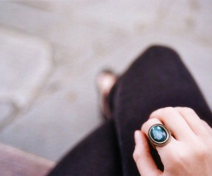 ring and vintage image