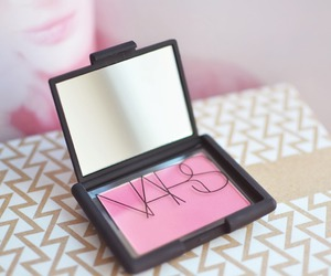nars, beauty, and blush image