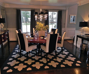 dining room table image