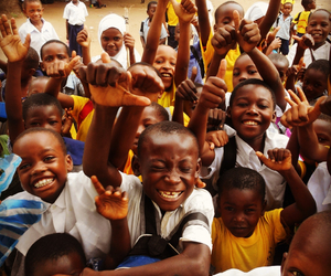 africa, charity, and school image