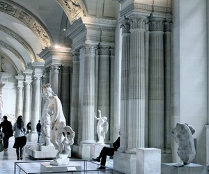 museum and sculpture image